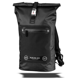 Mainstream MSX BackPack 48° reppu 25l Clean Ripstop , musta